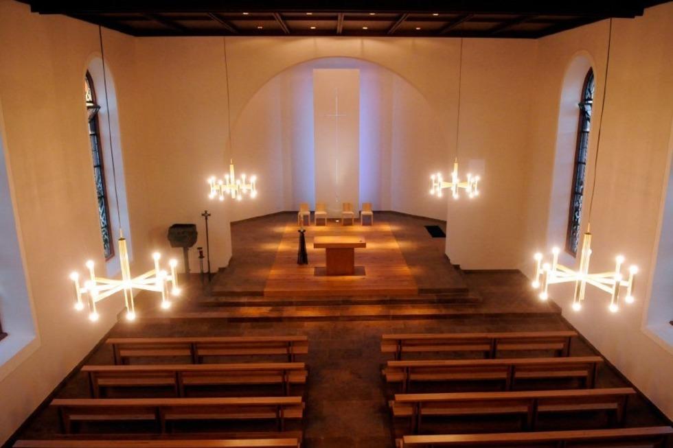 Kath. St. Johannes-Kirche (Dundenheim) - Neuried