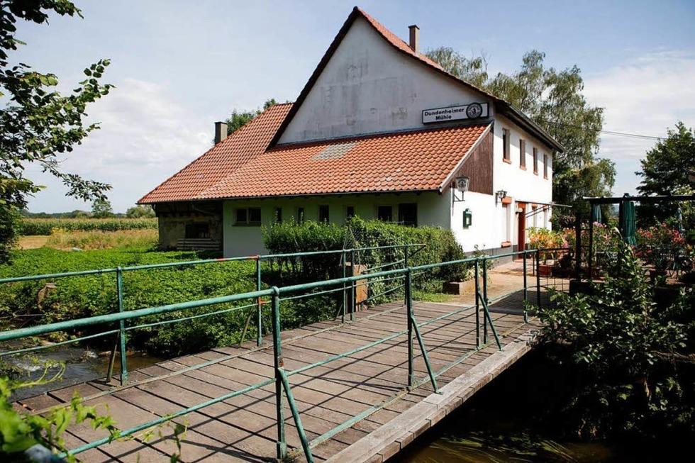 Gasthaus Dundenheimer Mühle - Neuried