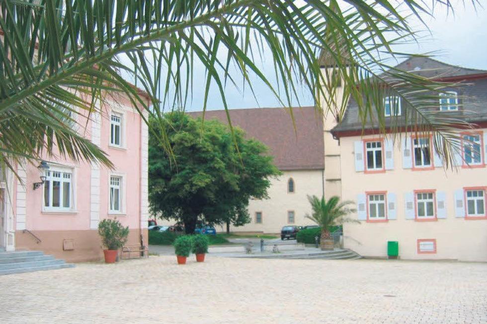 Vermessungsamt - Müllheim