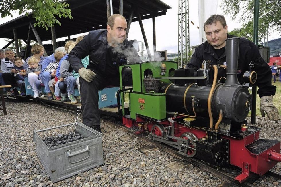 Werksgelände der DB-Regio - Freiburg