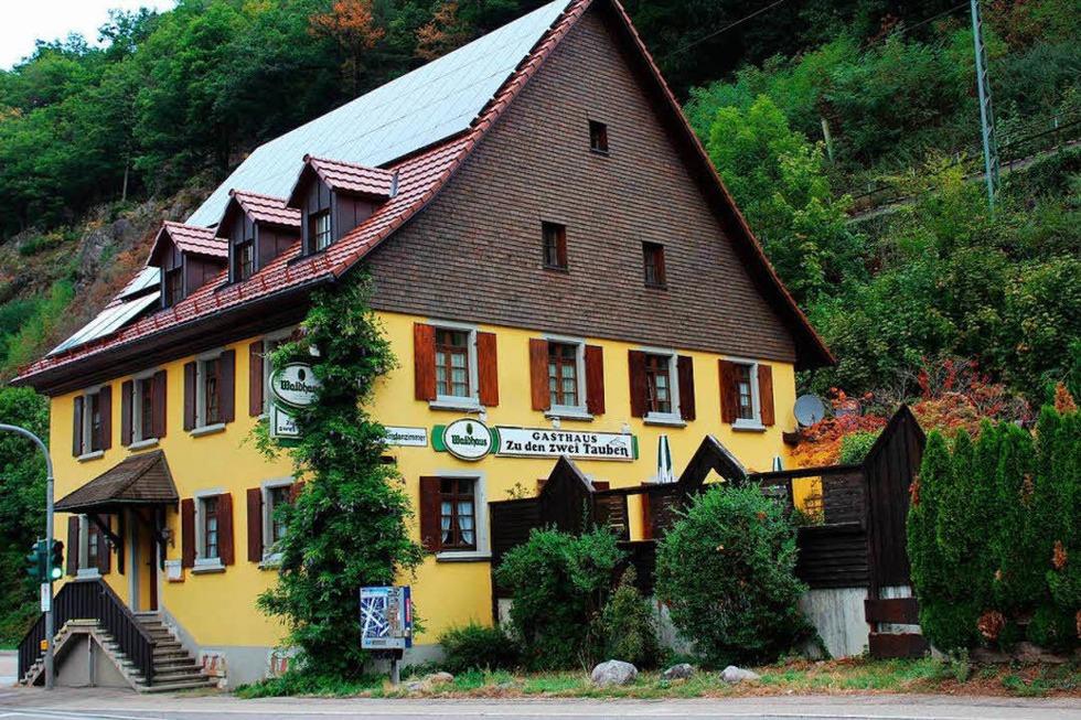 Gasthof Zu den zwei Tauben (Falkensteig) - Buchenbach
