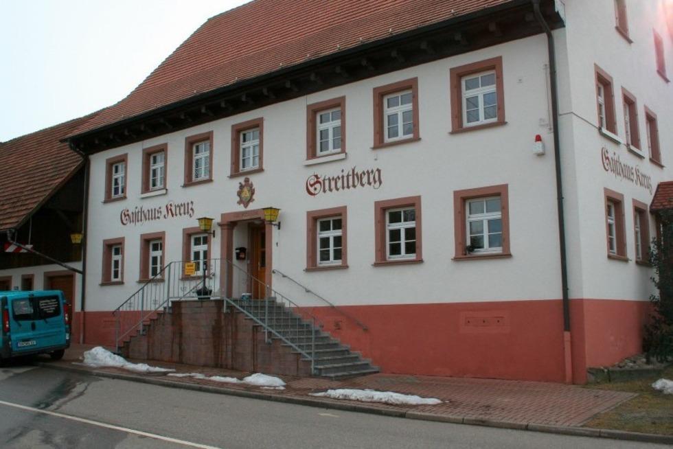 Gasthaus Kreuz (Streitberg) (geschlossen) - Schuttertal