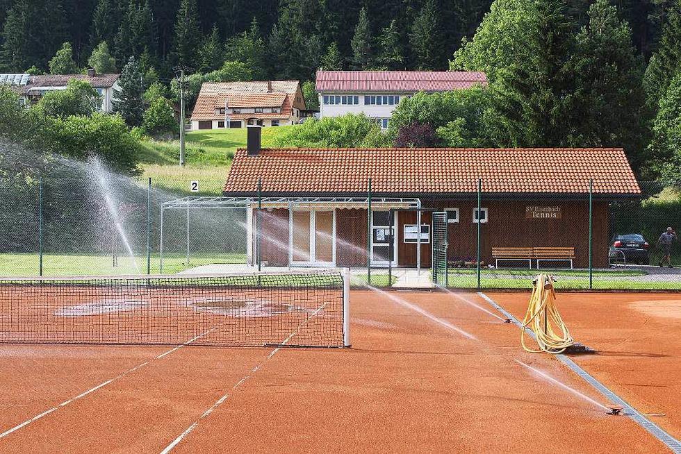 Tennisanlage (Oberbränd) - Eisenbach