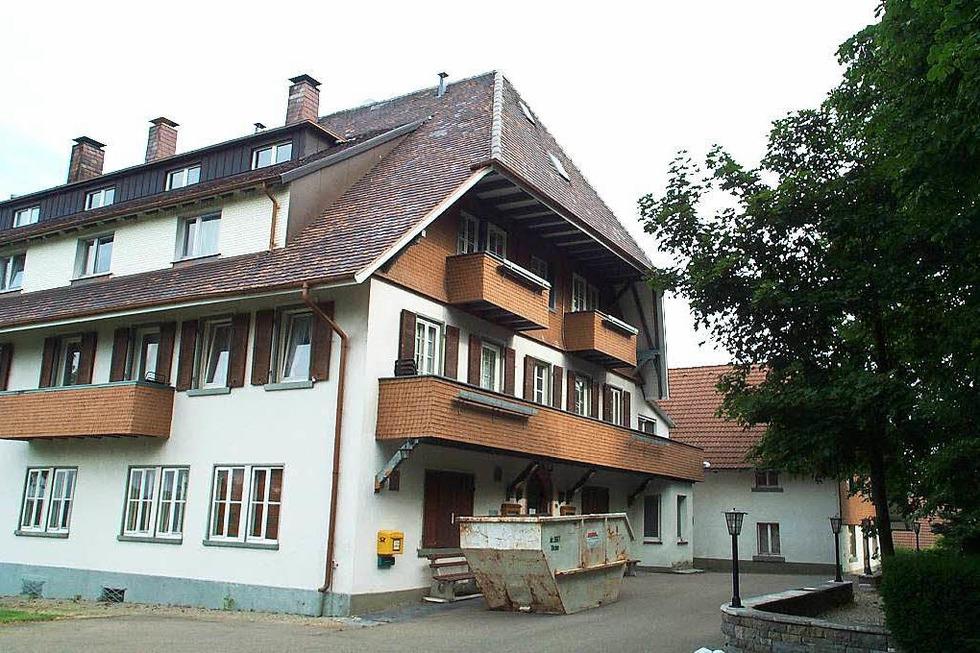 Hotel Engel (geschlossen) - Horben