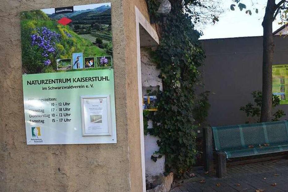 Naturzentrum Kaiserstuhl (am Rathaus) - Ihringen