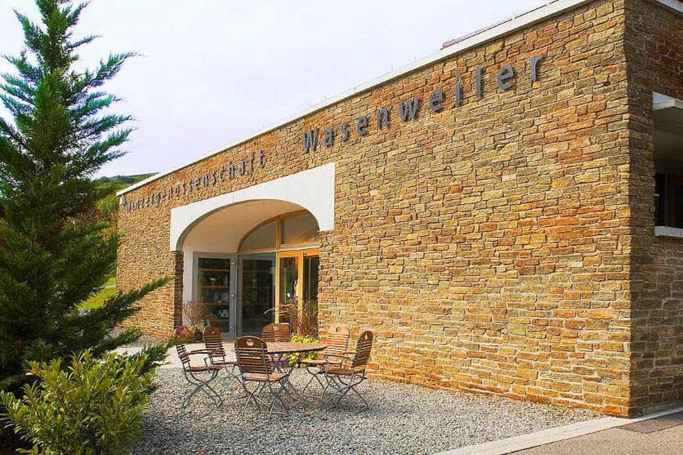 Winzergenossenschaft (Wasenweiler) - Ihringen