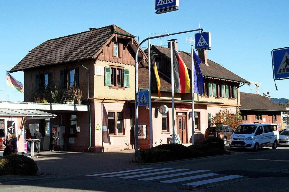 Bahnhof - Kirchzarten