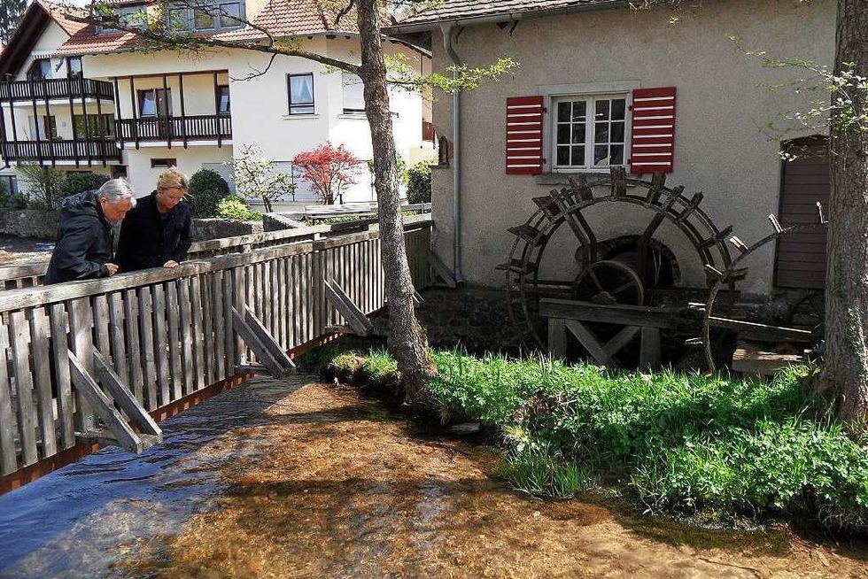 Kienzlerschmiede am Osterbach - Kirchzarten