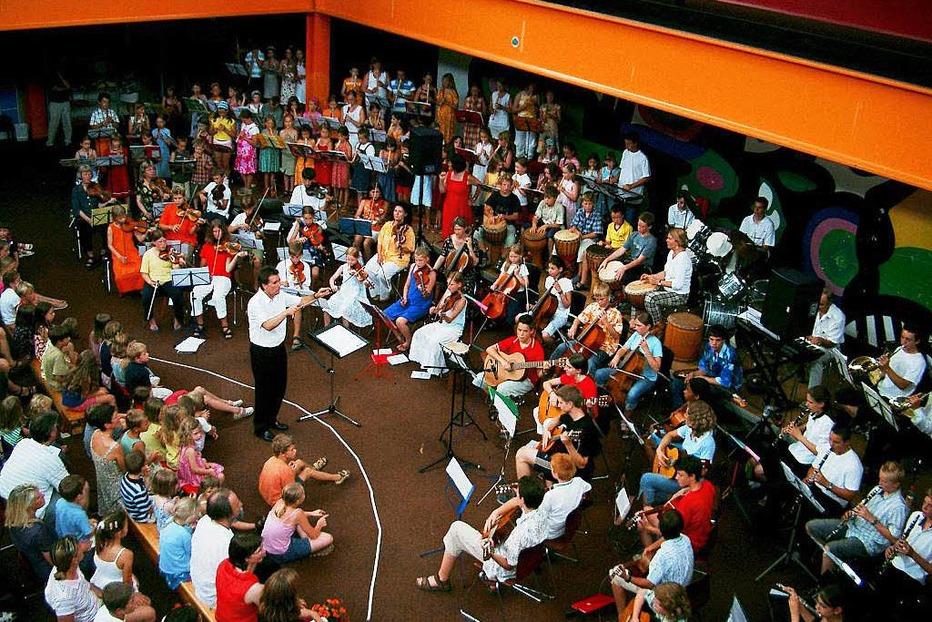 Jugendmusikschule Dreisamtal - Kirchzarten
