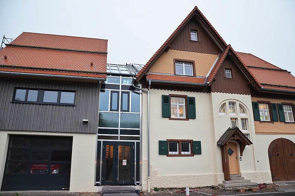Kulturzentrum Raitenbuch (Altes Rathaus) - Lenzkirch