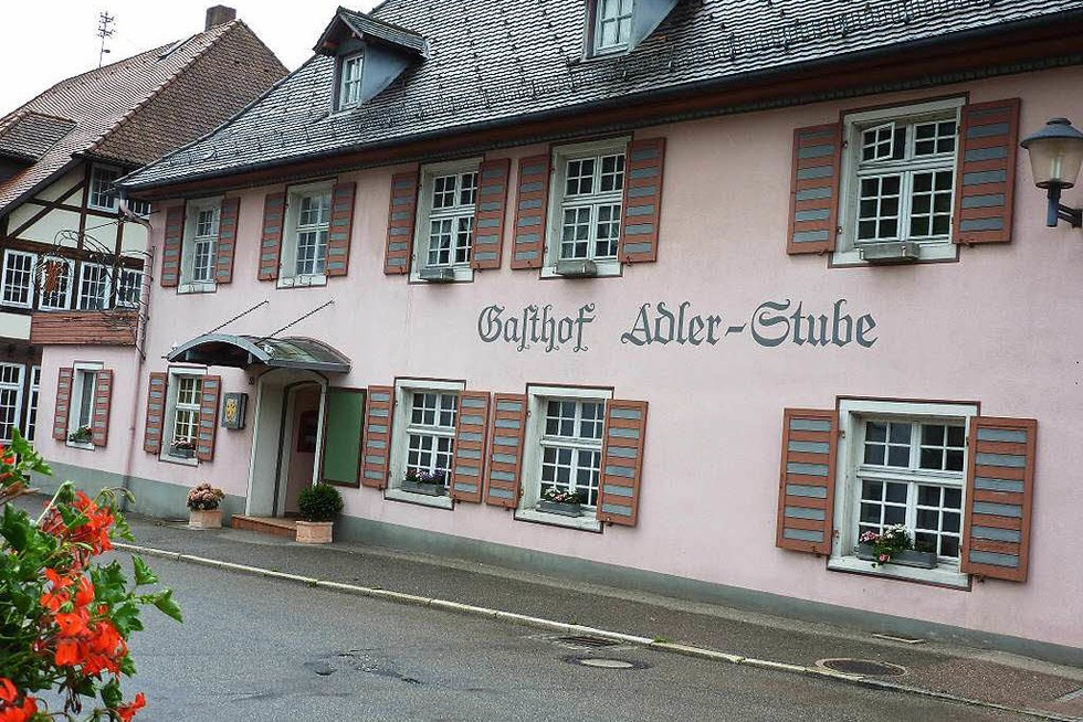 Gasthaus Adler-Stube - Münstertal