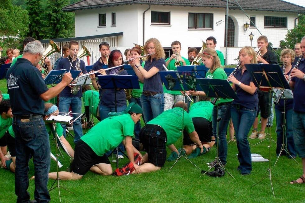 Clubhaus SV Dillendorf - Bonndorf