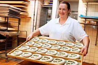 Alleinerziehende Mutter aus Lahr ist eine leidenschaftliche Bäckerin