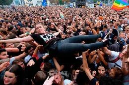 Fotos: 65.000 Menschen in Chemnitz bei Konzert gegen Rechts