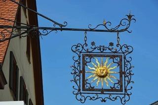 Gasthaus-Stadtcafé Sonne