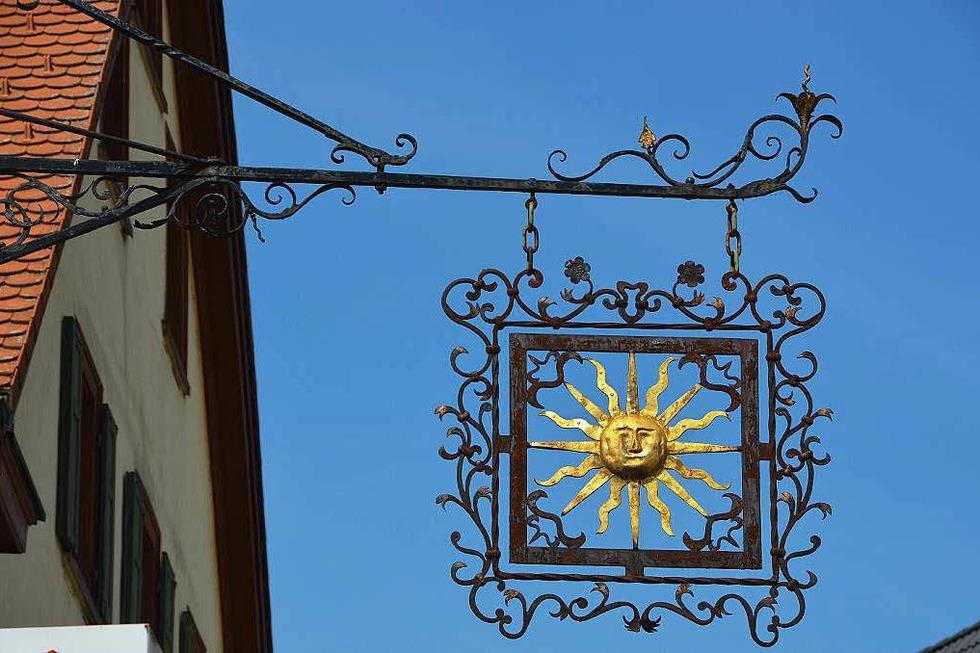 Gasthaus-Stadtcafé Sonne - Löffingen