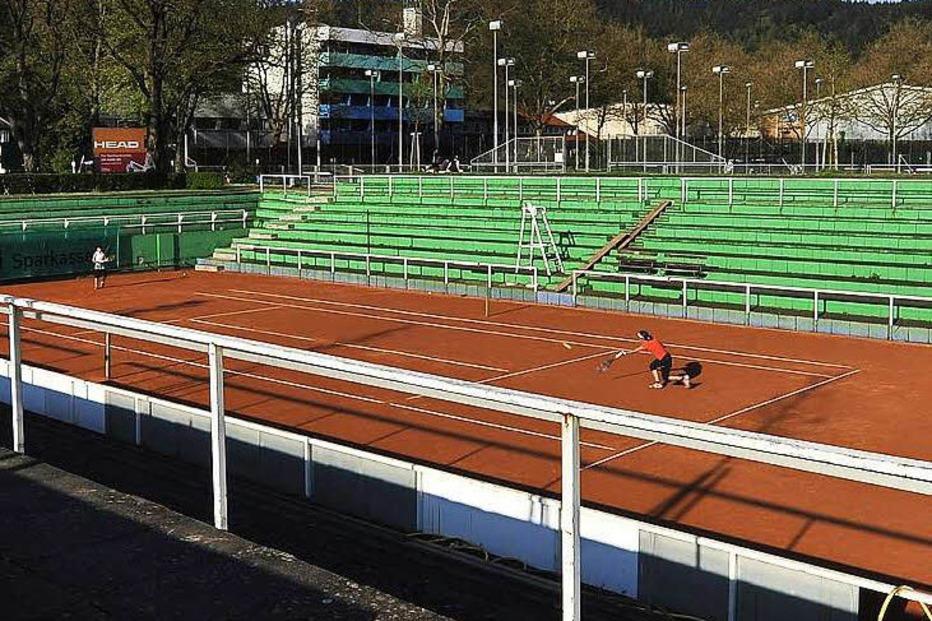 FTC Tennisclubanlage - Freiburg