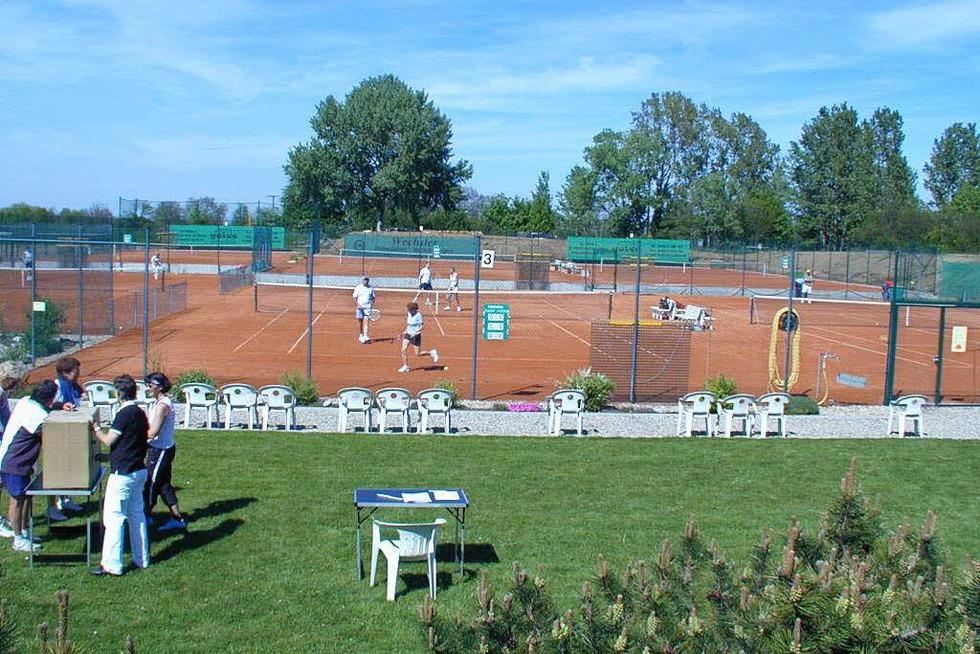Tennisclubanlage - Müllheim