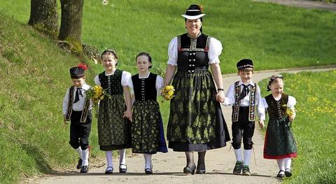 Landesfestumzug Waldkirch - Badische Zeitung TICKET