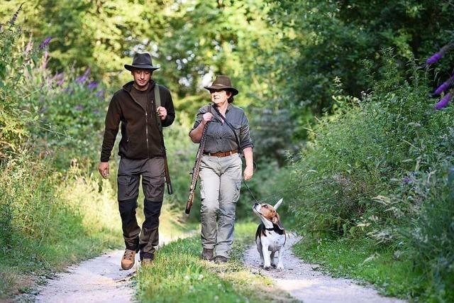 Jäger im Dreiländereck – zwischen Tradition und Moderne