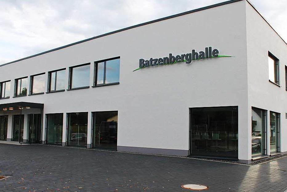Batzenberghalle - Pfaffenweiler