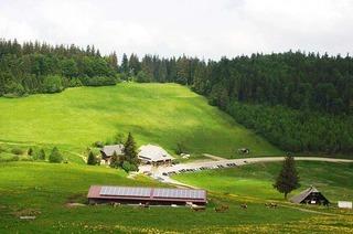 Berggasthaus Stollenbacher Hütte (Zastler)