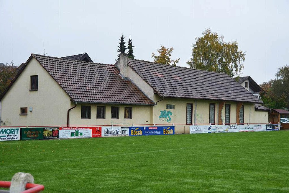 Turnhalle - Pfaffenweiler
