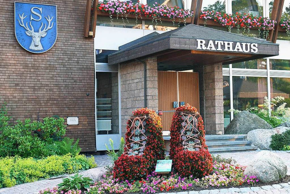 Rathaus - Schluchsee