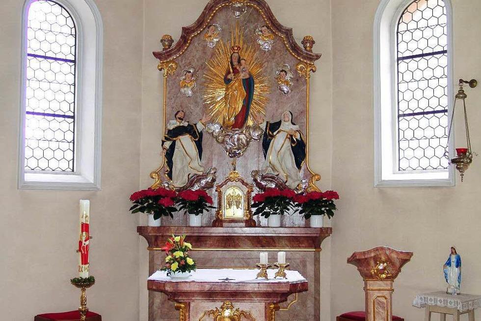 Kapelle Glashütte - Sankt Märgen