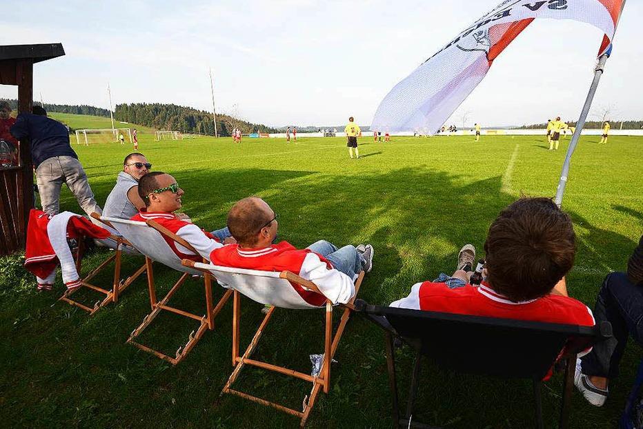 Sportplatz - Sankt Märgen