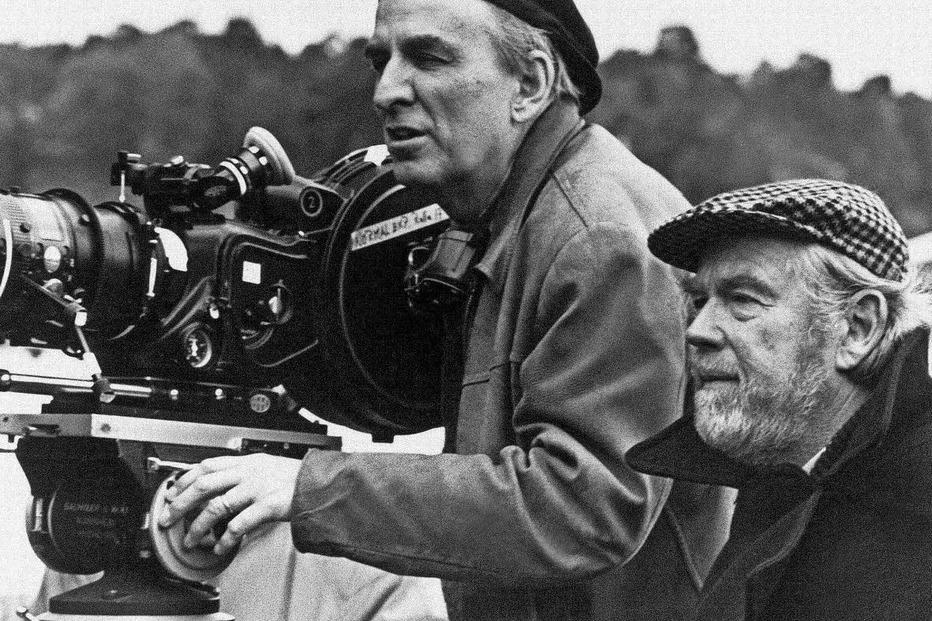Ingmar Bergmann im Kommunalen Kino - Badische Zeitung TICKET