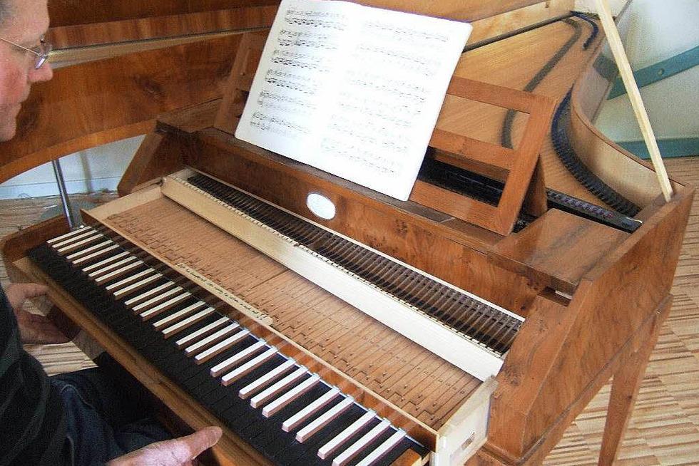 Clavierwerkstatt Christoph Kern - Staufen