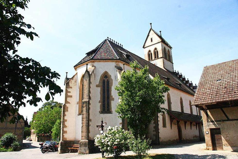 Evangelische Kirche St. Aegidius (St. Ilgen) - Sulzburg