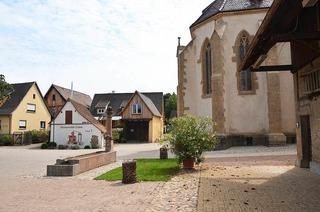 Dorfplatz St. Ilgen