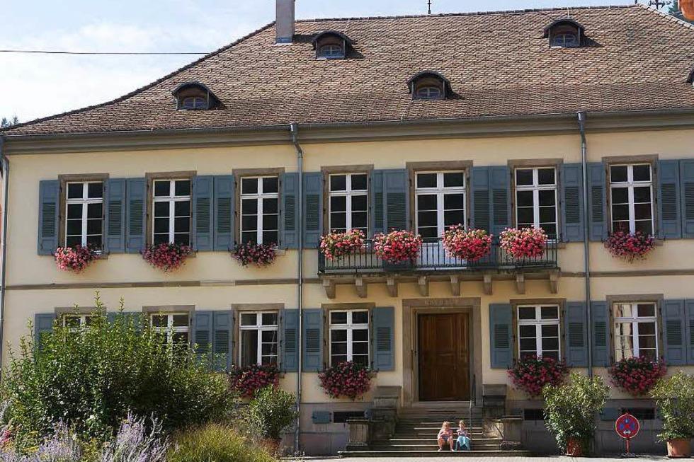 Rathaus - Sulzburg