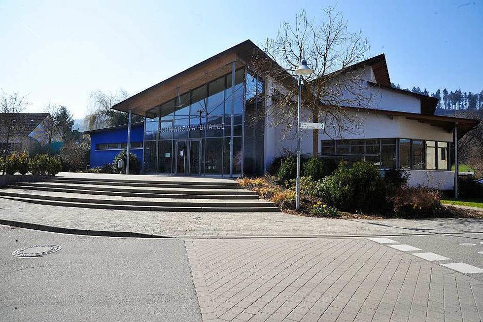 Schwarzwaldhalle - Sulzburg