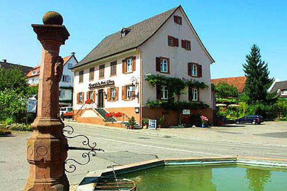 Winzerstube Drei Lilien - Sulzburg