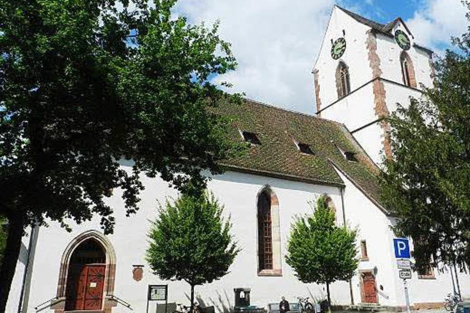 Alte Kirche St. Michael - Schopfheim