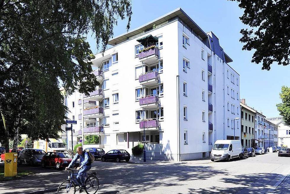 Albert-Ria-Schneider-Haus - Freiburg