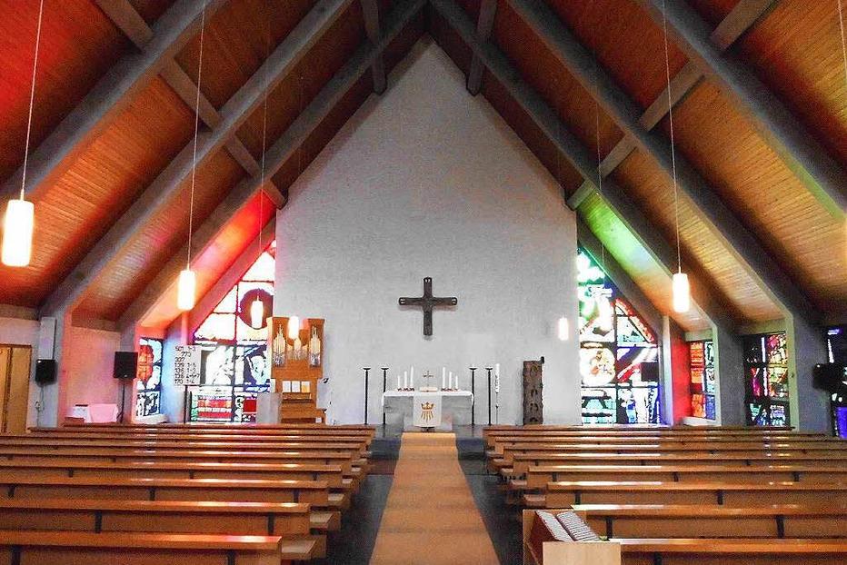 Kath. Kirche Heilige Familie - Lörrach
