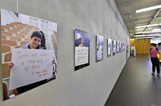 Wanderausstellung über sexuelle Gewalt
