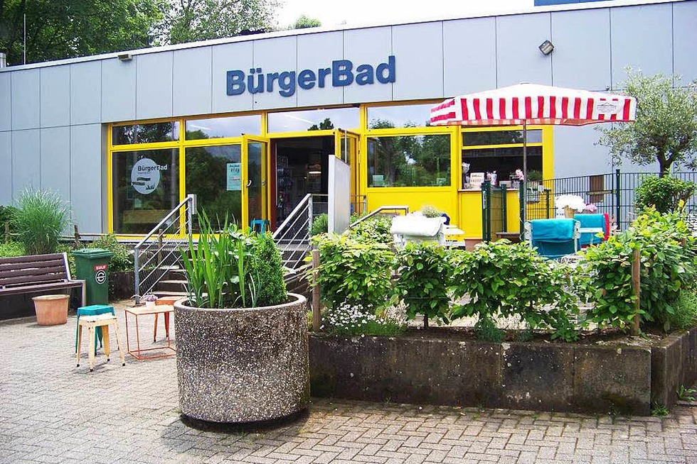 Café im Bad - Merzhausen