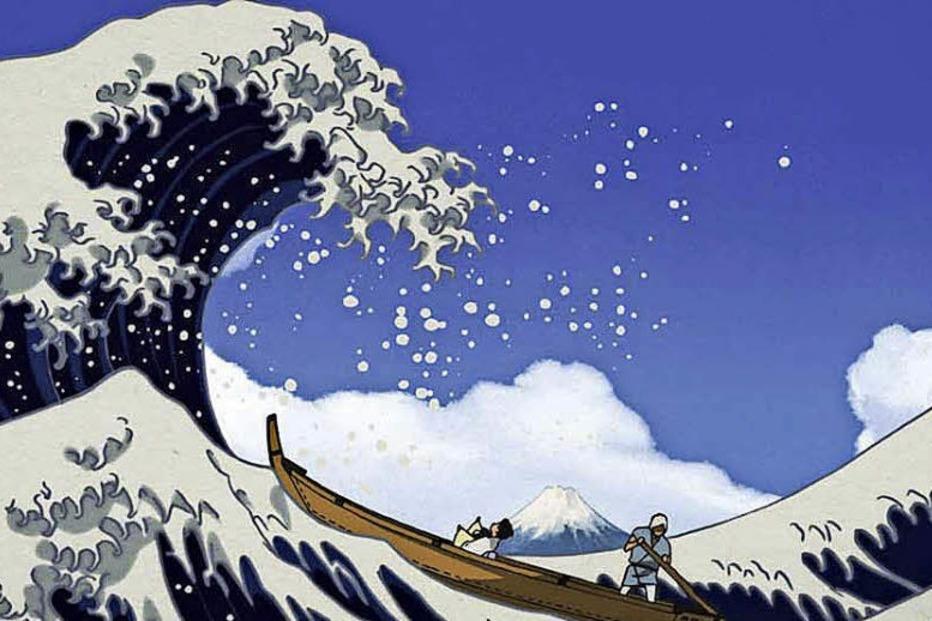Miss Hokusai bei Asien Takes - Badische Zeitung TICKET