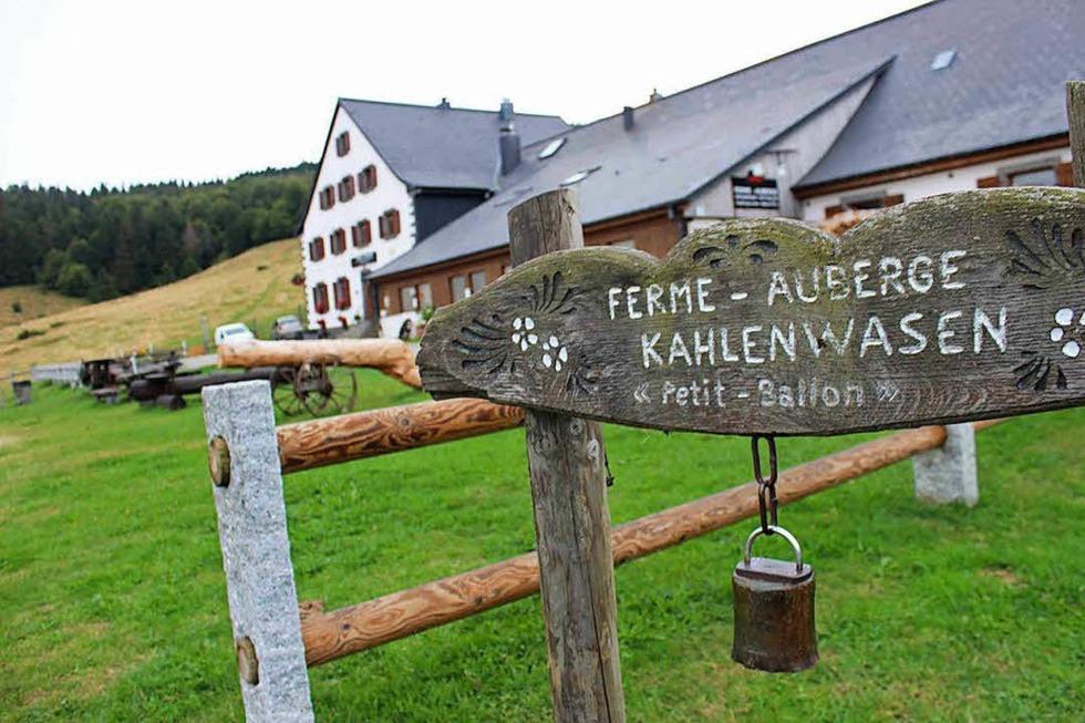 Ferme Auberge Kahlenwasen - Luttenbach-prés-Munster