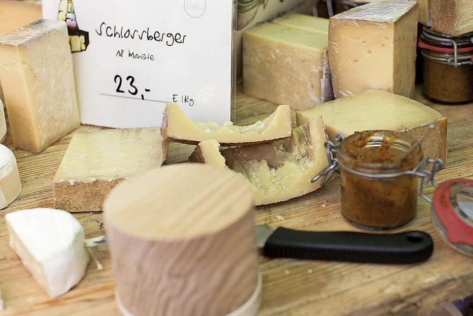 Tuniberger Käsemarkt geht in Runde neun - Badische Zeitung TICKET