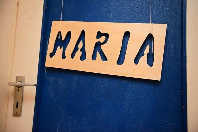 Maria H. gibt an, mit Bernhard H. auf Sizilien gewohnt zu haben