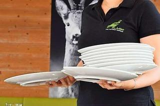 """Restaurantfachfrau über ihren Job: """"Das Lob der Gäste macht mich süchtig"""""""