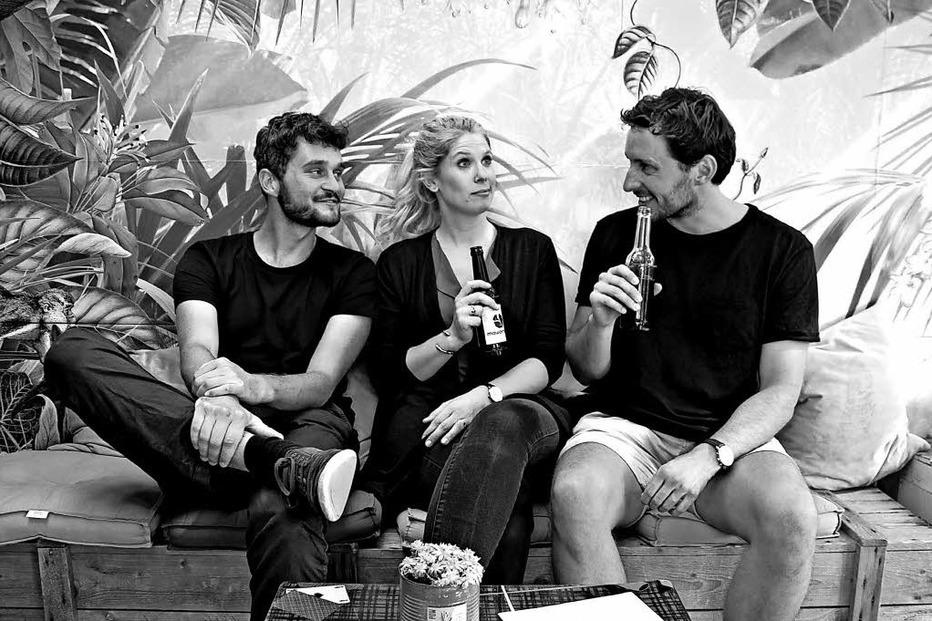 Gedichte, Romane und Bilder im Café Pow - Badische Zeitung TICKET