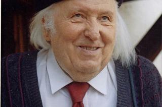 Albert Wallat als Maler in Müllheim