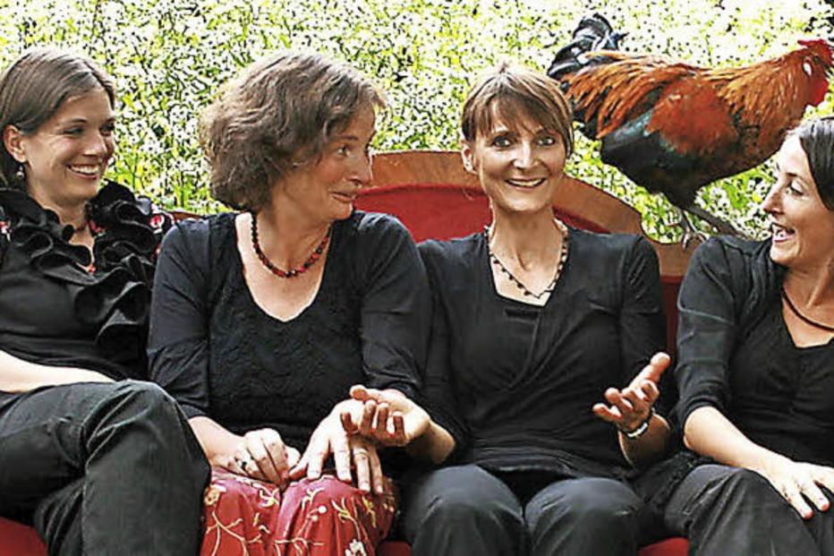Mit dem Ensemble Olga B. im Breitnau - Badische Zeitung TICKET